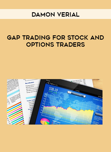 Damon Verial - Gap Trading for Stock and Options Traders form https://koiforest.com/