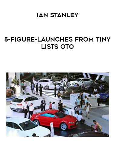 Ian Stanley - 5-Figure-Launches From Tiny Lists OTO form https://koiforest.com/