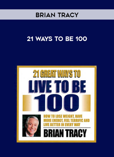 Brian Tracy - 21 Ways To Be 100 form https://koiforest.com/