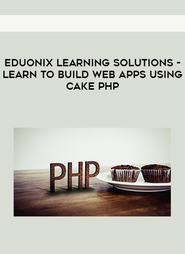 Eduonix Learning Solutions - Learn to Build Web Apps Using Cake PHP form https://koiforest.com/
