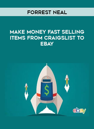Forrest Neal - Make Money Fast Selling Items From Craigslist To eBay form https://koiforest.com/
