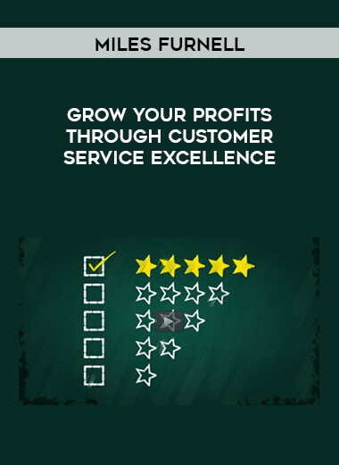Miles Furnell - Grow Your Profits Through Customer Service Excellence form https://koiforest.com/