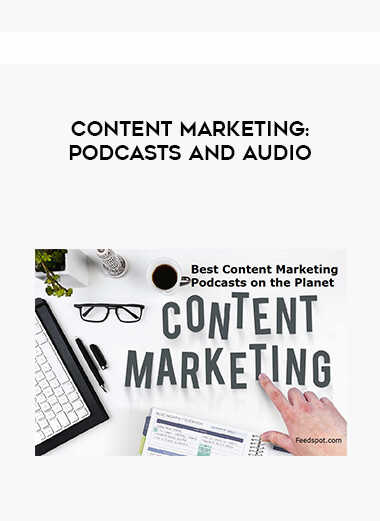 Content Marketing - Podcasts and Audio form https://koiforest.com/
