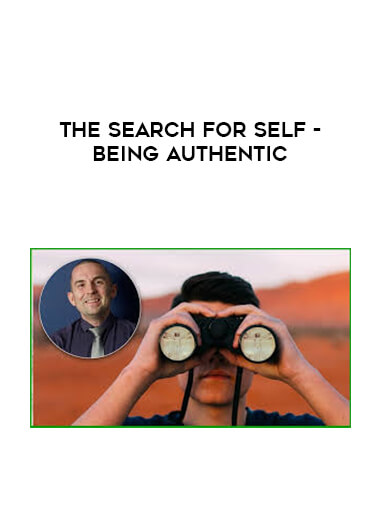 The Search For Self - Being Authentic form https://koiforest.com/