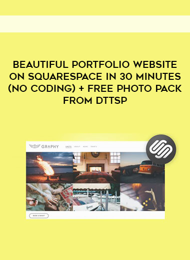 Beautiful Portfolio Website on Squarespace in 30 minutes (no coding) + FREE photo pack from DTTSP form https://koiforest.com/