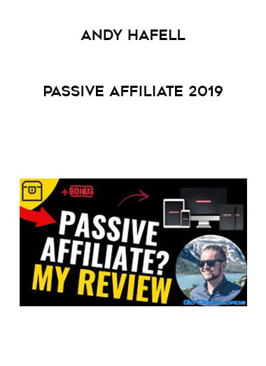Andy Hafell - Passive Affiliate 2019 form https://koiforest.com/