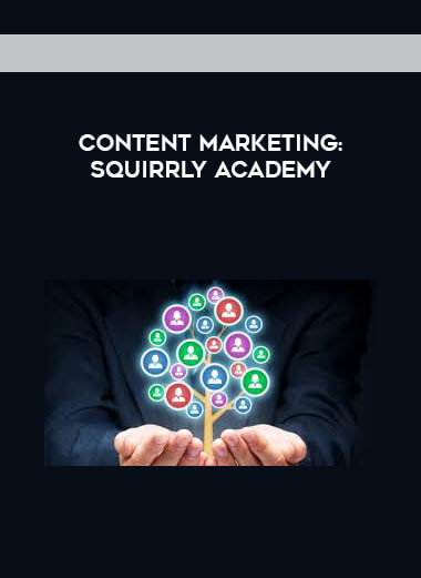 Content Marketing- Squirrly Academy form https://koiforest.com/