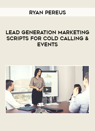 Ryan Pereus- Lead Generation Marketing Scripts for Cold Calling & Events form https://koiforest.com/