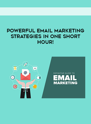 Powerful Email Marketing Strategies In One Short Hour! form https://koiforest.com/