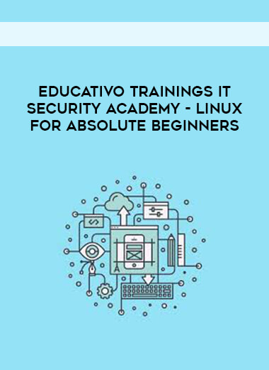 Educativo Trainings IT Security Academy - Linux for Absolute Beginners form https://koiforest.com/