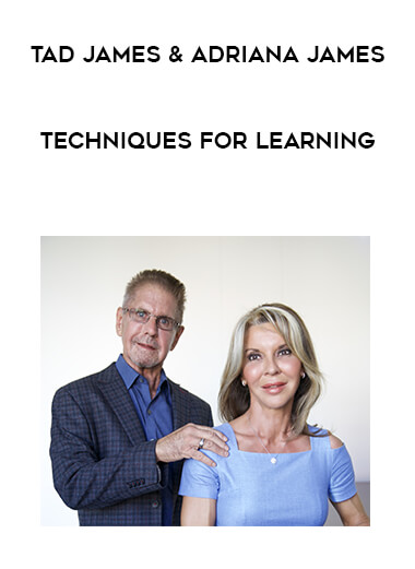 Tad James & Adriana James - Techniques for Learning form https://koiforest.com/