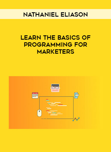 Nathaniel Eliason - Learn the Basics of Programming for Marketers form https://koiforest.com/