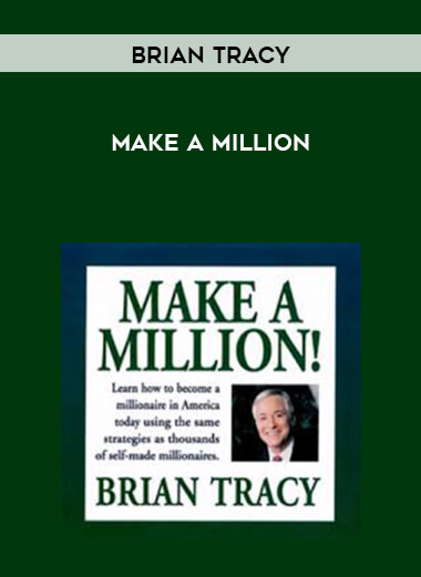 Brian Tracy - Make a Million form https://koiforest.com/