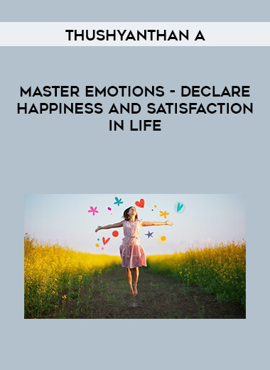 Thushyanthan A - Master Emotions - Declare Happiness And Satisfaction In Life form https://koiforest.com/