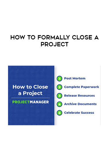 How to Formally Close a Project form https://koiforest.com/