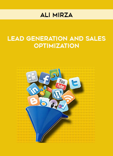 Ali Mirza- Lead Generation and Sales Optimization form https://koiforest.com/