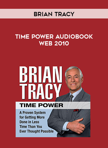 Brian Tracy - Time Power Audiobook WEB 2010 form https://koiforest.com/