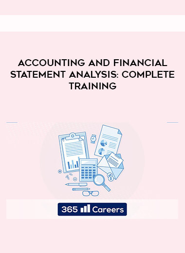 Accounting and Financial Statement Analysis - Complete Training form https://koiforest.com/
