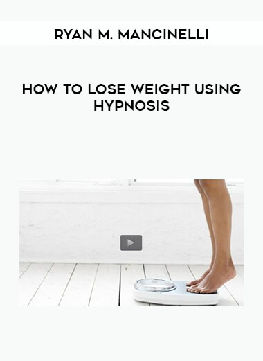 Ryan M. Mancinelli - How to Lose Weight using Hypnosis form https://koiforest.com/