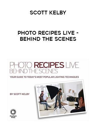 Scott Kelby - Photo Recipes Live - Behind The Scenes form https://koiforest.com/