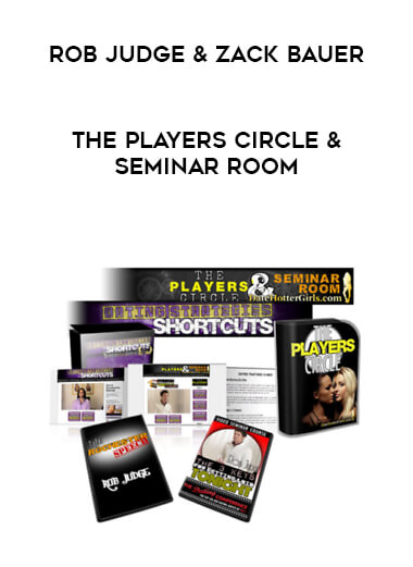 Rob Judge & Zack Bauer - The Players Circle & Seminar Room form https://koiforest.com/