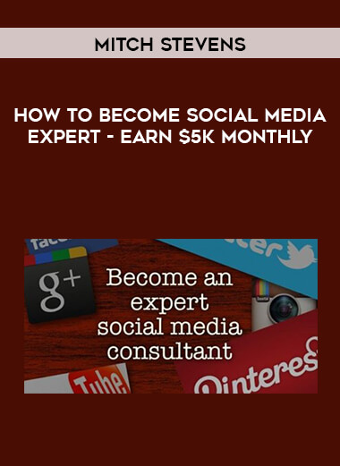 Mitch Stevens - How to become Social Media Expert - Earn $5K Monthly form https://koiforest.com/