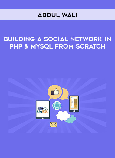 Abdul Wali -Building a Social Network in PHP & MySQL From Scratch form https://koiforest.com/