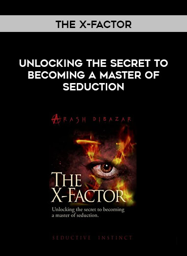 The X-Factor - Unlocking The Secret To Becoming A Master Of Seduction form https://koiforest.com/