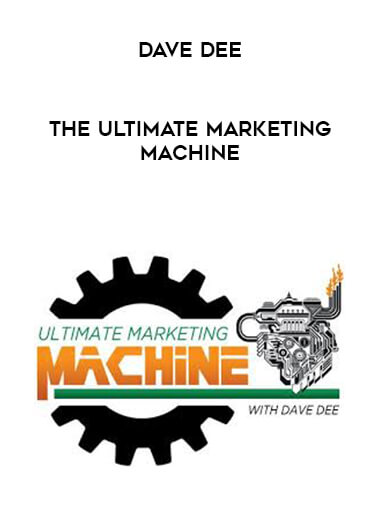 Dave Dee - The Ultimate Marketing Machine form https://koiforest.com/