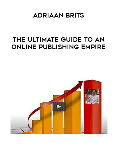 Adriaan Brits - The ultimate guide to an online publishing empire form https://koiforest.com/
