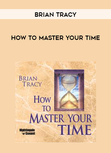 Brian Tracy - How to Master Your Time form https://koiforest.com/