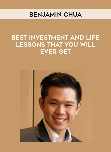 Benjamin Chua - Best Investment and Life Lessons that You will Ever Get form https://koiforest.com/