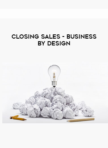 Closing Sales - Business by Design form https://koiforest.com/