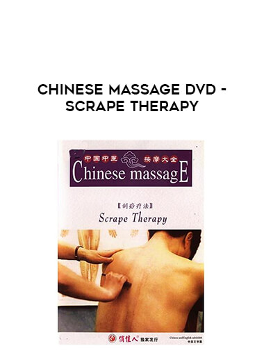 Chinese Massage DVD - Scrape Therapy form https://koiforest.com/