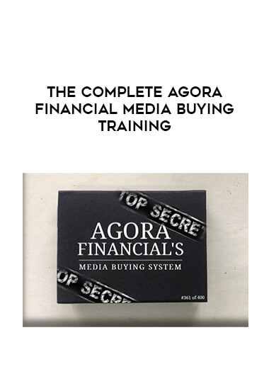 The Complete Agora Financial Media Buying Training form https://koiforest.com/