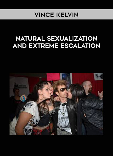 Vince Kelvin - Natural Sexualization and Extreme Escalation form https://koiforest.com/