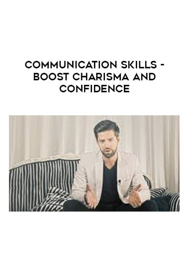 Communication Skills - Boost Charisma and Confidence form https://koiforest.com/