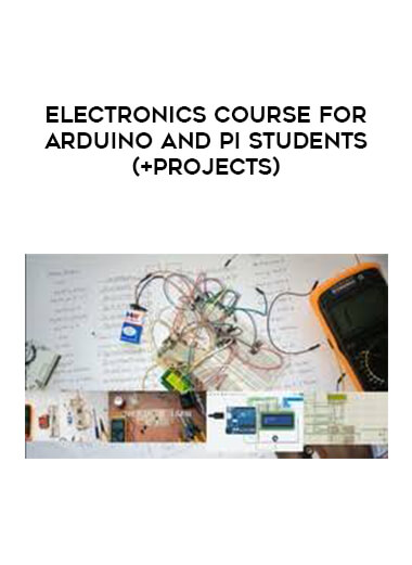 Electronics course for Arduino and pi Students (+Projects) form https://koiforest.com/