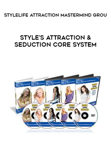 Style's Attraction & Seduction Core System by Stylelife Attraction Mastermind Grou form https://koiforest.com/