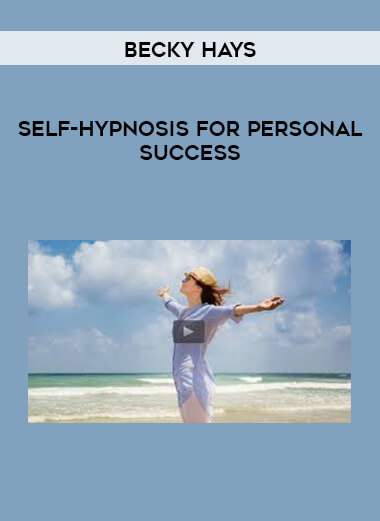Becky Hays - Self-Hypnosis for Personal Success form https://koiforest.com/