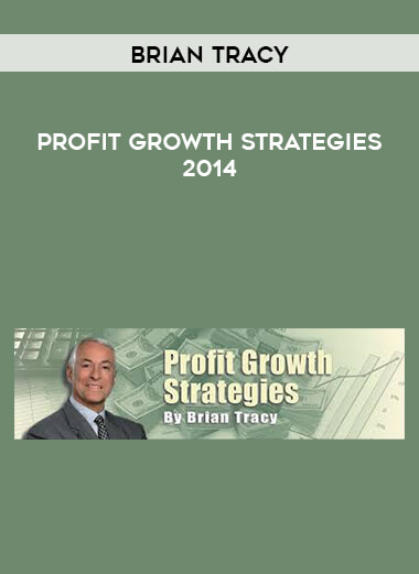 Brian Tracy - Profit Growth Strategies 2014 form https://koiforest.com/
