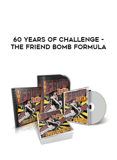 60 Years Of Challenge - The Friend Bomb Formula form https://koiforest.com/