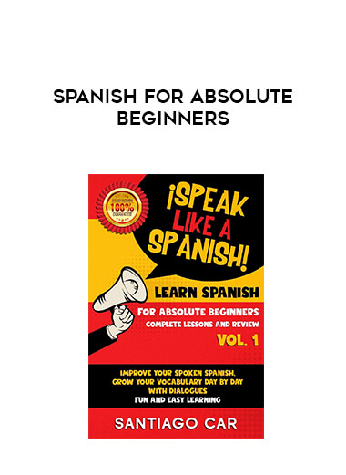 Spanish for Absolute Beginners form https://koiforest.com/