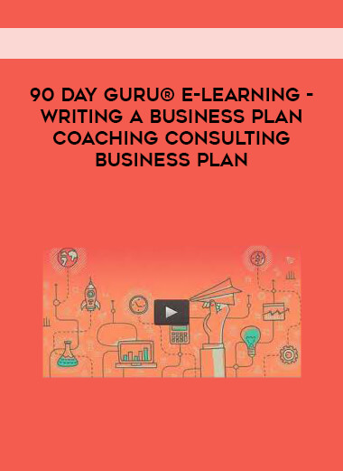 90 Day Guru® E-Learning - Writing a Business Plan Coaching Consulting Business Plan form https://koiforest.com/