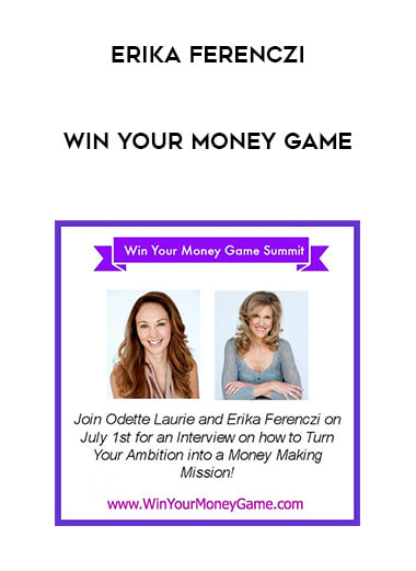 Erika Ferenczi - Win Your Money Game form https://koiforest.com/