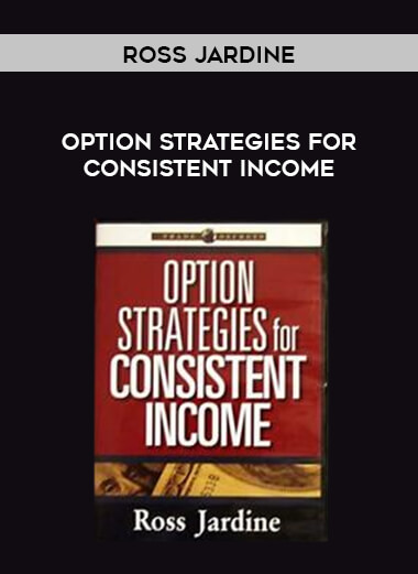 Ross Jardine - Option Strategies for Consistent Income form https://koiforest.com/