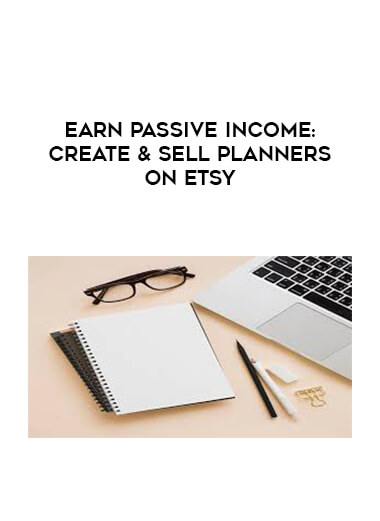 Earn Passive Income: Create & Sell Planners on Etsy form https://koiforest.com/