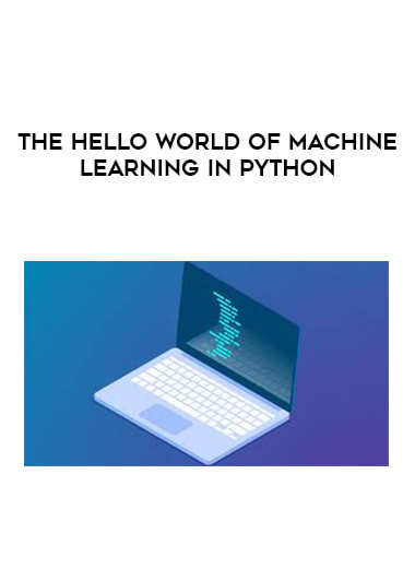 The Hello World of Machine Learning in Python form https://koiforest.com/