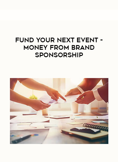 Fund Your Next Event - Money from Brand Sponsorship form https://koiforest.com/