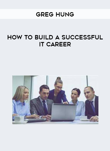 Greg Hung - How to build a successful IT career form https://koiforest.com/